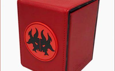 Ultra Pro Alcove Flip Box Rakdos