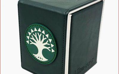 Ultra Pro Alcove Flip Box Selesnya