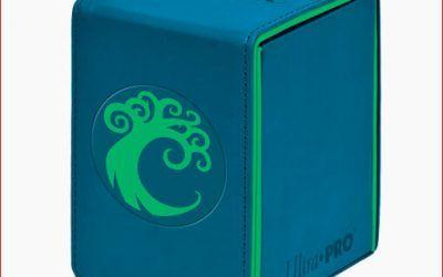Ultra Pro Alcove Flip Box Simic