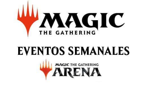 Eventos MTG Arena