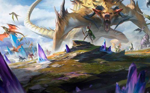 Ikoria Lair of Behemoths