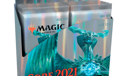 Core Set 2021 Collector's Booster Box