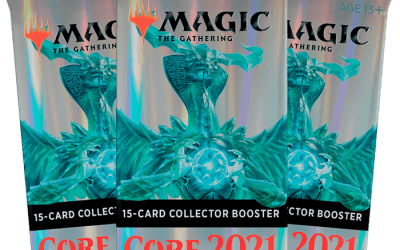 Core Set 2021 Collector's Booster