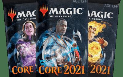 Core Set 2021 Sobres