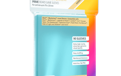 Gamegenic Prime Board Game Sleeves Dixit