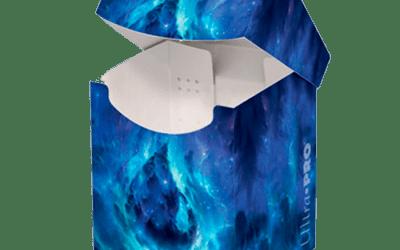 Ultra Pro Celestial Lands Deck Box 100+