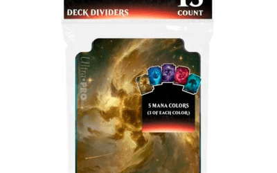Ultra Pro Celestial Lands Deck Dividers
