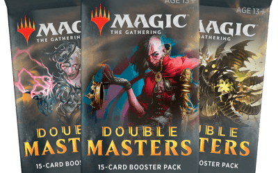 Double Masters Boosters
