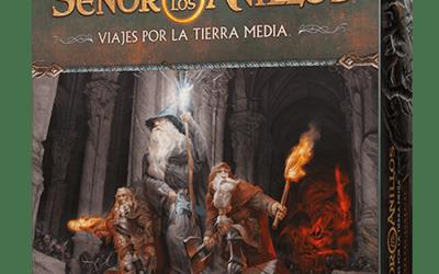 El Señor de los Anillos: Viajes por la Tierra Media – Sendas Sombrías