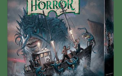 Arkham Horror 3ª Edición Mareas Tenebrosas