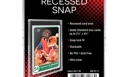 Ultra Pro Recessed Snap