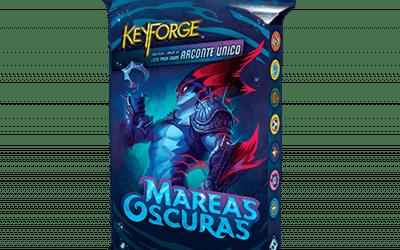 KeyForge: Mareas Oscuras Mazo Arconte