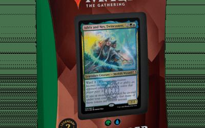 Strixhaven School of Mages Commander Deck: Quantum Quandrix