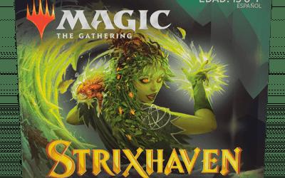 Strixhaven Academia de Magos Pack Presentación Flosmarcitus