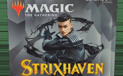 Strixhaven Academia de Magos Pack Presentación Plusmargentum