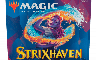 Strixhaven Academia de Magos Pack Presentación Prismari