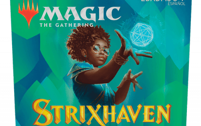 Strixhaven Academia de Magos Pack Presentación Quandrix