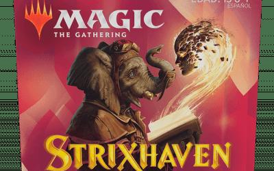 Strixhaven Academia de Magos Pack Presentación Sapiéntium