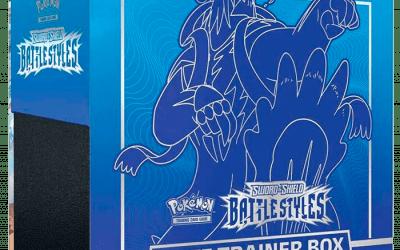 Pokémon Sword & Shield 5: Battle Styles Trainer Box Rapid Strike