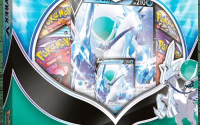 Pokémon Ice Rider Calyrex V Box