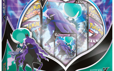 Pokémon Shadow Rider Calyrex V Box