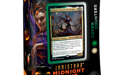 Innistrad Midnight Hunt Commander Deck: Coven Counters